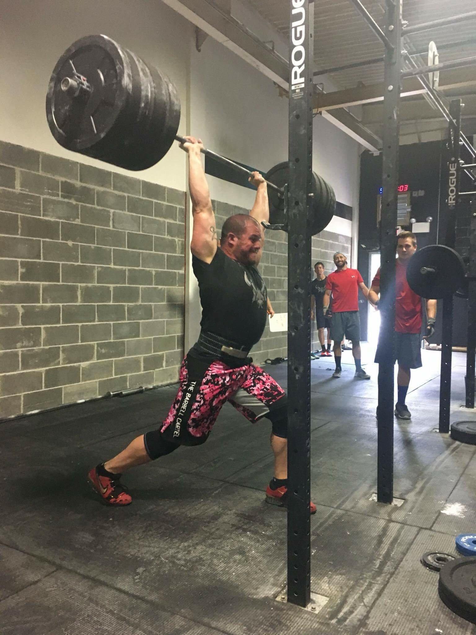 Brian DeCarlo - CrossFit Bison